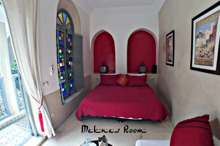 Meknes Room