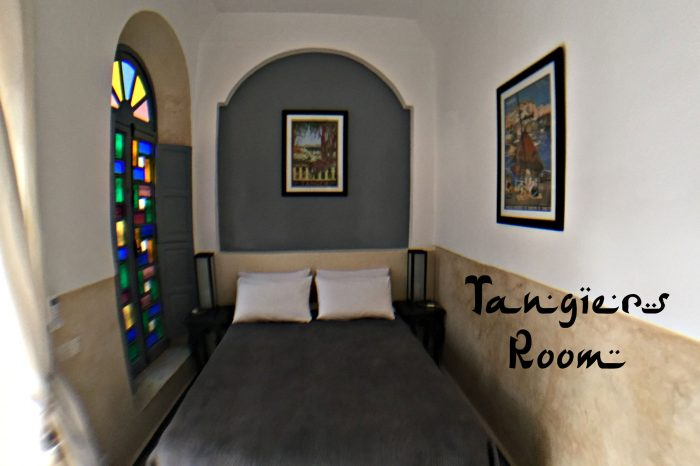 Tangiers Room